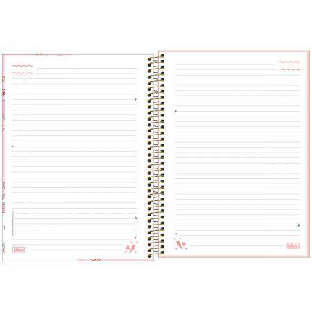 Caderno Espiral Capricho