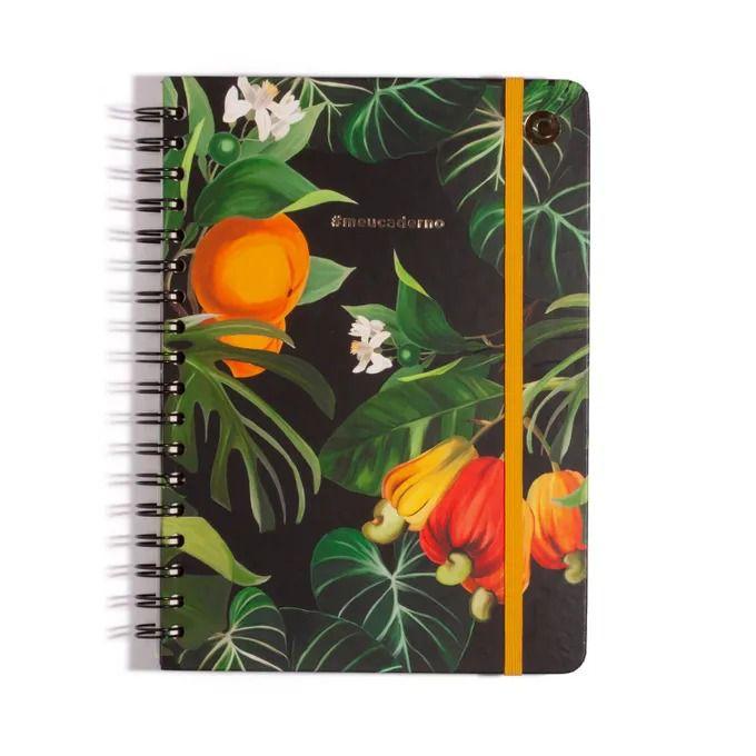 Caderno Espiral - Colegial Verão