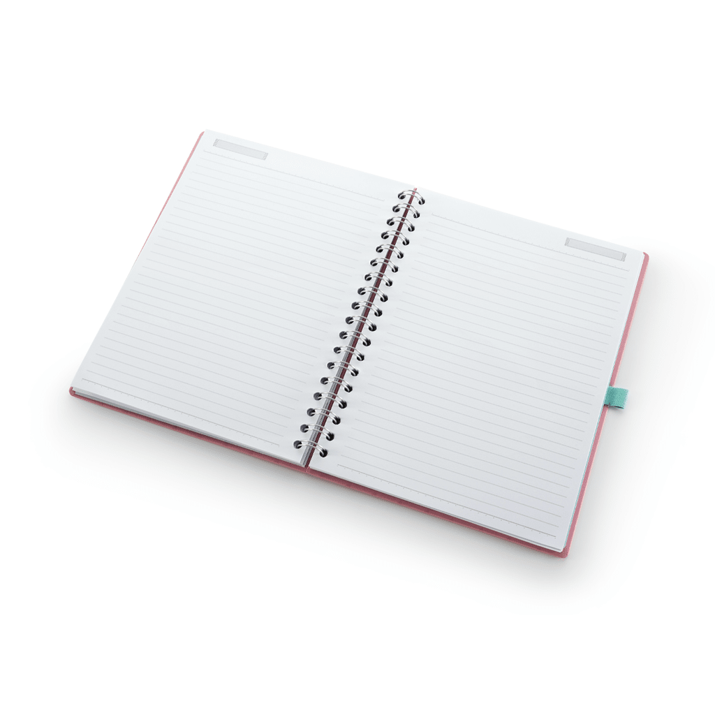 Caderno Espiral Ultra Riccio