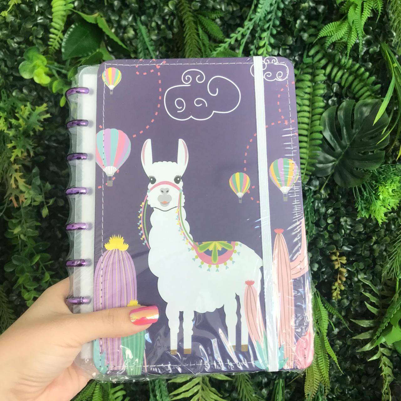 Caderno Inteligente Alpaca
