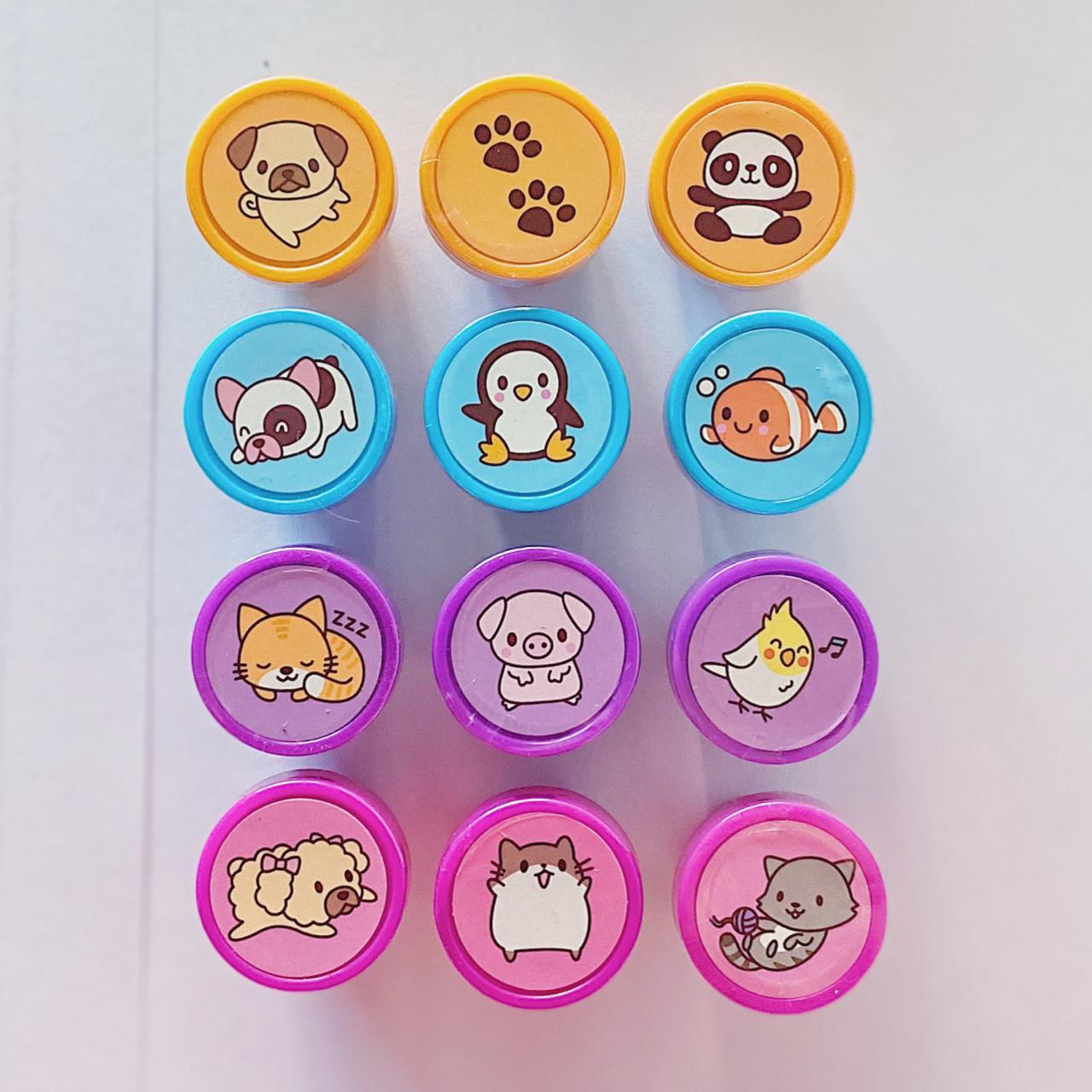 Carimbo Cis Stamp Pets