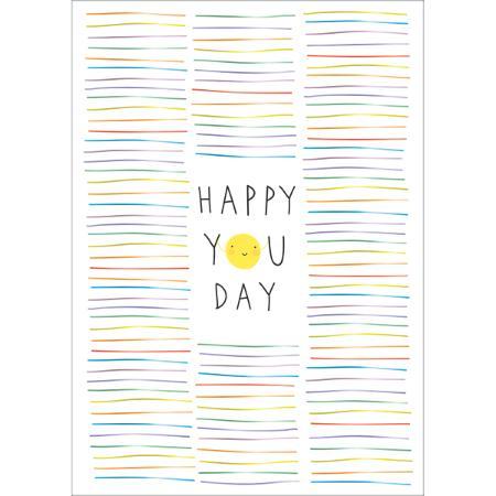 Cartão Happy You Day