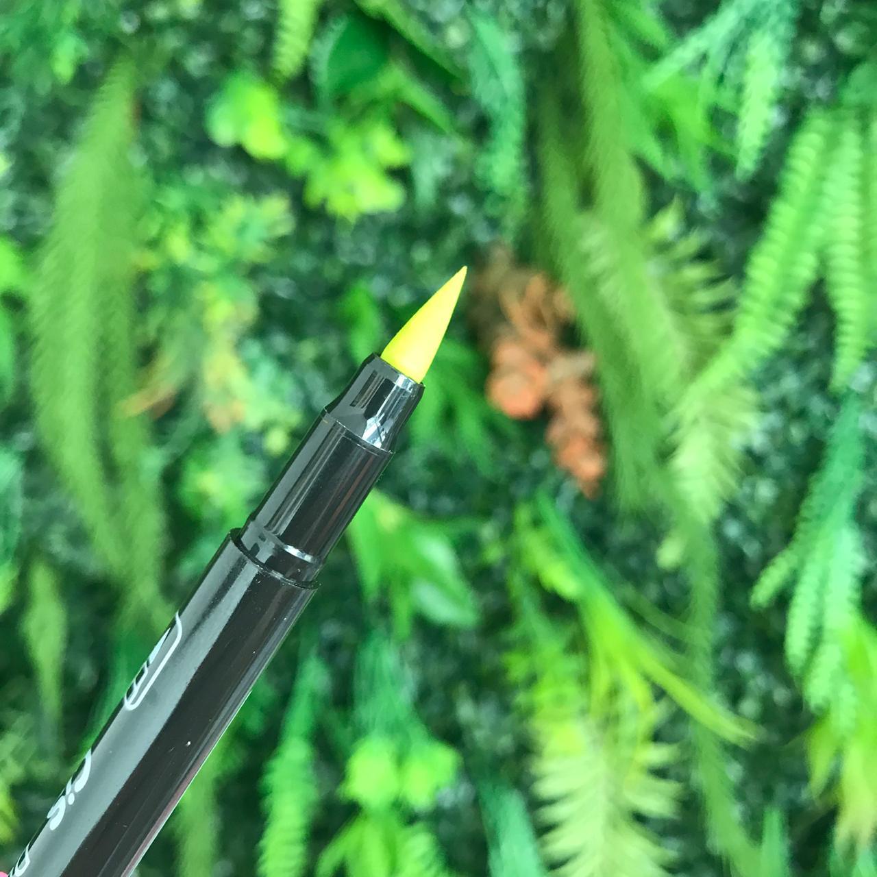 Cis Dual Brush Aquarelável