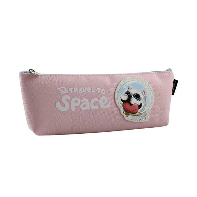Estojo Cachorrinhos Travel to Space
