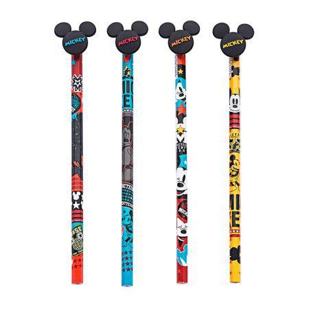 Lápis Preto HB - Top Mickey
