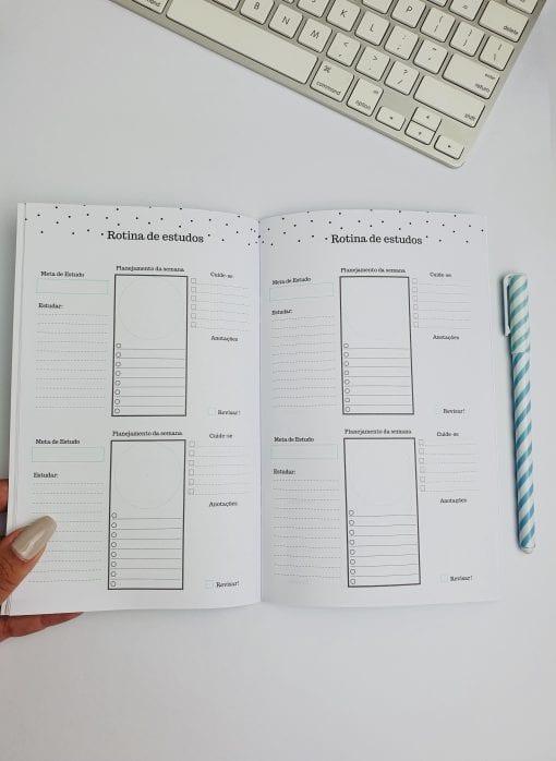 Módulo Study - Planner de Estudos