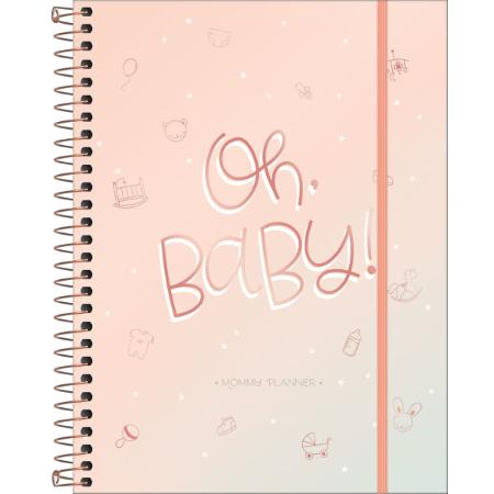 Mommy Planner - Planner do Bebê - Oh Baby