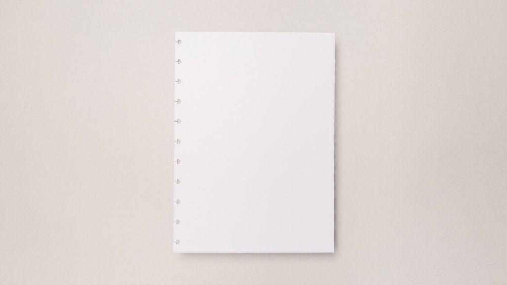 Refil Inteligente - Liso (em branco)