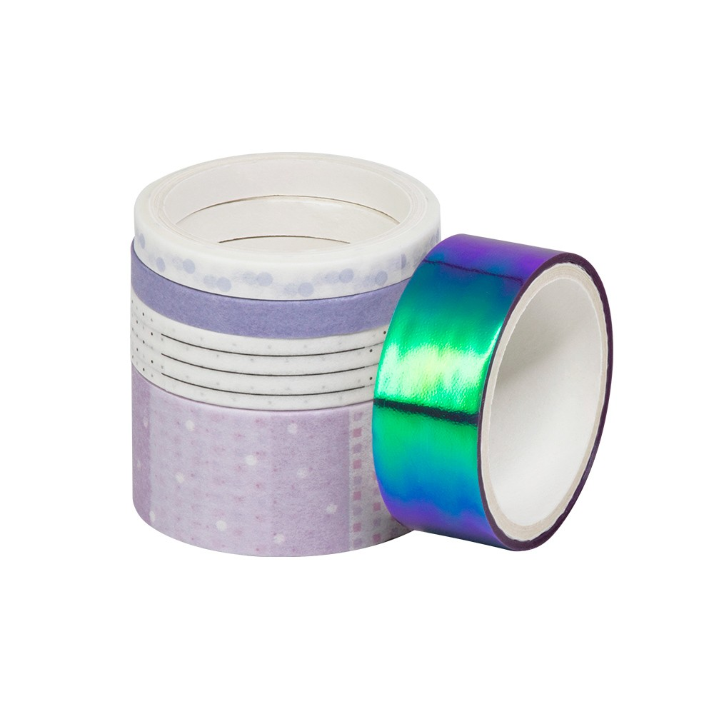 Washi Tape Candy - Kit com 6
