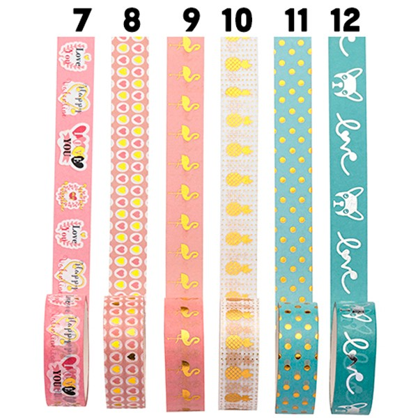 Washi Tape Love Avulsa