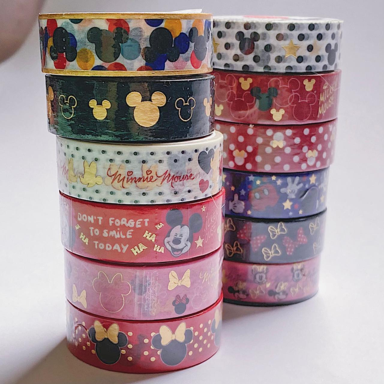 Washi Tape Mickey Mouse
