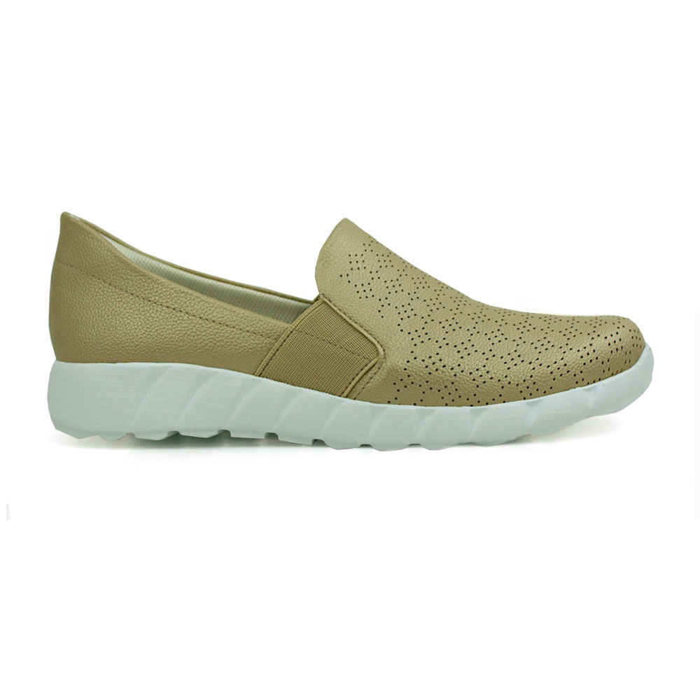 Tênis Casual Slip On Piccadilly