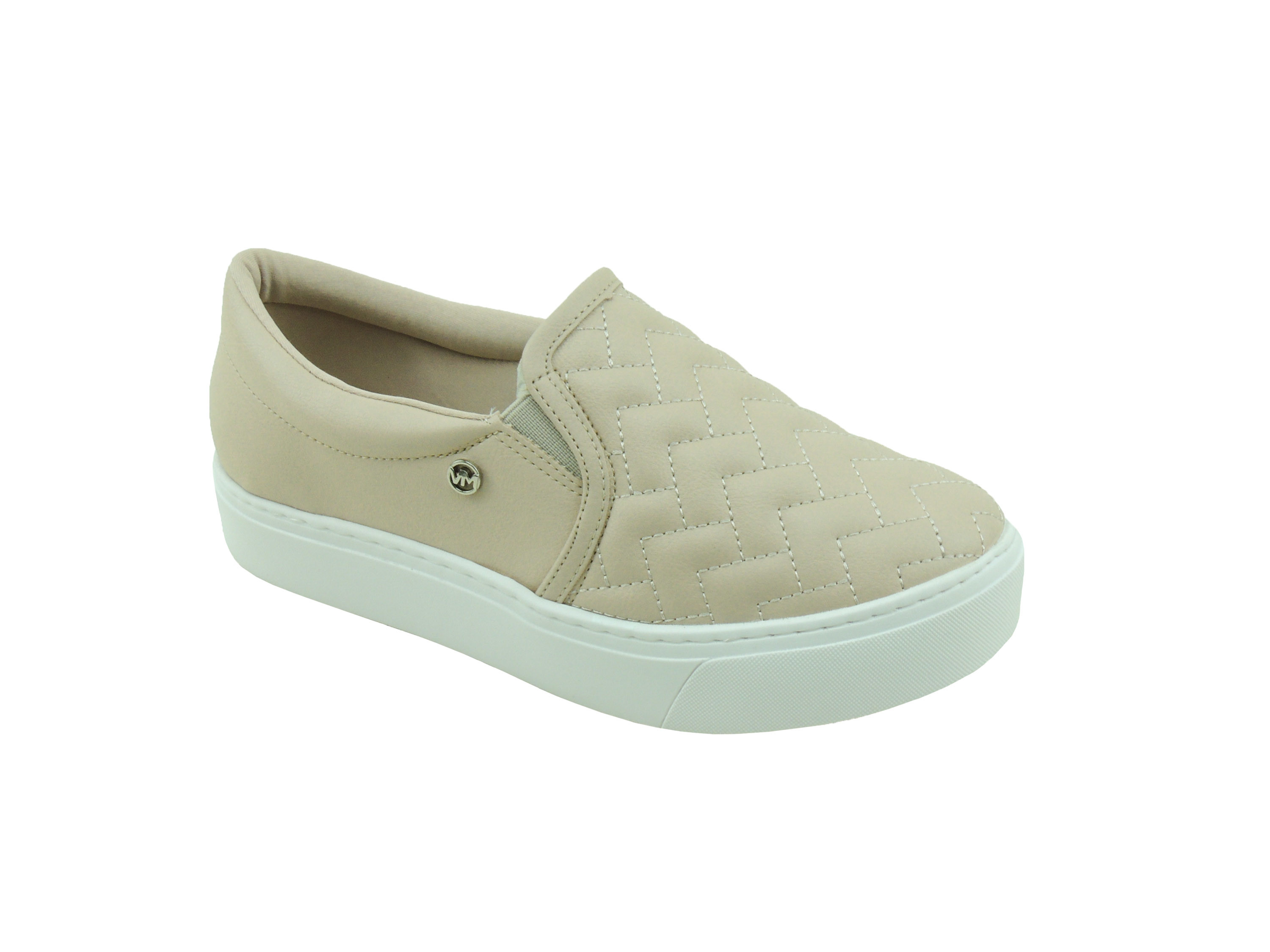 Tênis Casual Via Marte Slip On