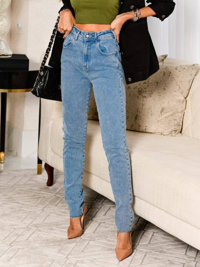 Calça Jeans Confort - Lavagem Clara