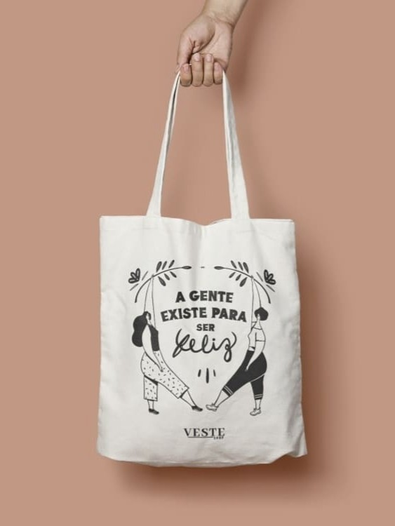 Ecobag Veste Shop