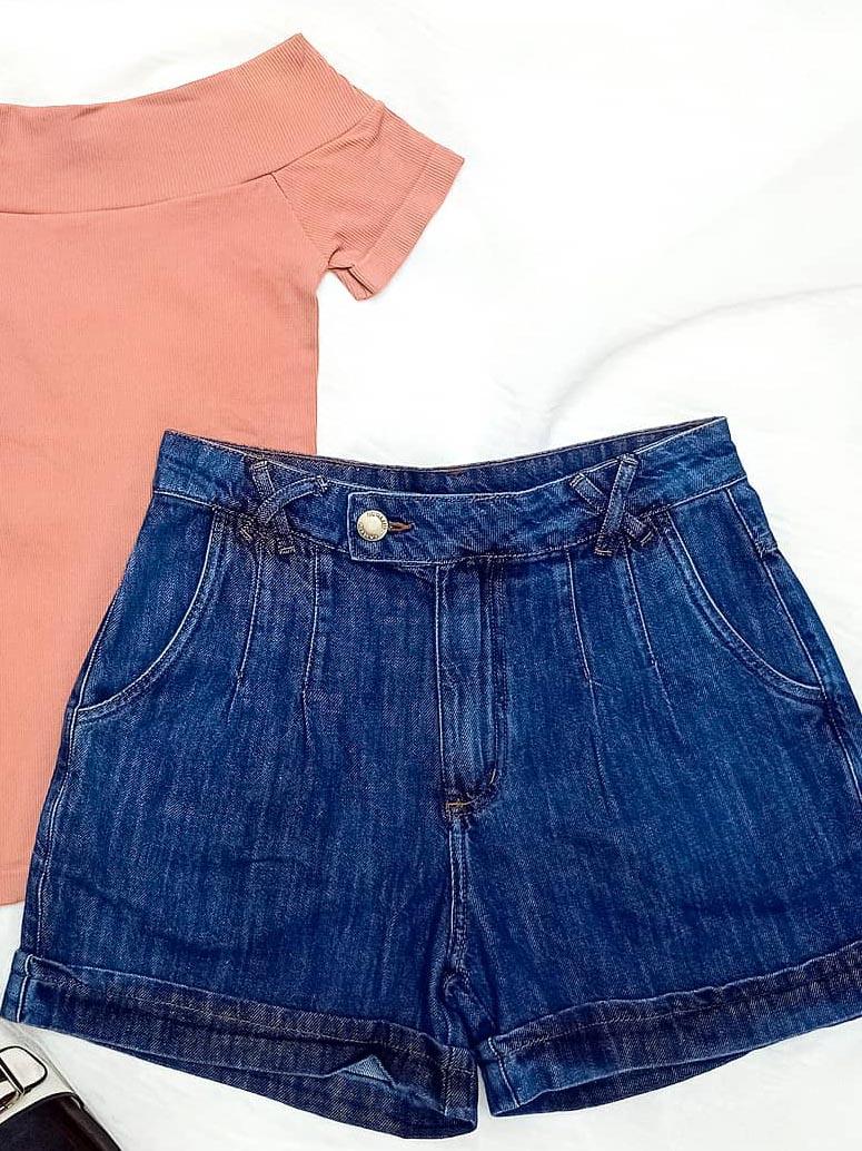 Short  Jeans Cyntia