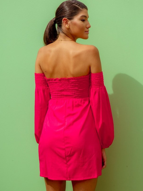 Vestido Tatiana - Pink
