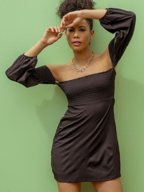 Vestido Tatiana - Preto