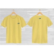 Camiseta ACR - Malha fria Amarela