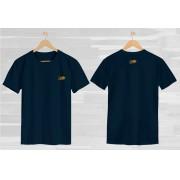 Camiseta ACR - Malha fria azul marinho