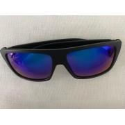 Óculos de Sol ACR - Preto e Lente Azul