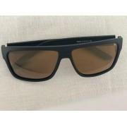Óculos de Sol ACR - Preto e Lente Marrom