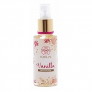 Body Splash Vanilla 140ml - Flora Vie