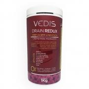 Creme de Massagem Drain Redux 1Kg Drenagem Linfática - Vedis