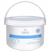 Creme para Massagem Drenagem Detox 1,2Kg - Agreste