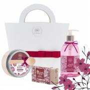 Kit Banho de Espuma Lady Rose - Flora Vie