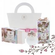 Kit Banho Relaxante Lily - Flora Vie