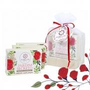 Kit de Banho Jardim Secreto - Flora Vie