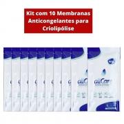 Kit Membrana para Criolipólise - 10 unidades