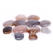 Kit Pedras Quentes Com 12 unidades e Cristais | Estética e Cia