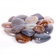 Kit Pedras Quentes Com 20 unidades e Cristais | Estética e Cia