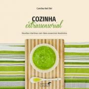 Livro Cozinha Extrassensorial - Laszlo