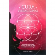 Livro Cura Vibracional - Laszlo