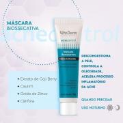 Máscara Biossecativa Acne Control 20g - Vita Derm