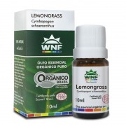 Óleo Essencial de Lemongrass 10ml - WNF