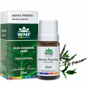Óleo Essencial de Menta Piperita 10ml - WNF