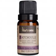 Óleo Essencial de Patchoulli 10 ml - Via Aroma