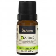 Óleo Essencial de Tea Tree 10ml - Via Aroma