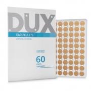 Placa Ponto Cristal para Auriculoterapia 60unid - Dux Acupuncture