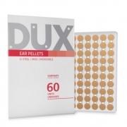 Placa Ponto Inox para Auriculoterapia 60unid - Dux Acupuncture