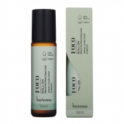 Roll On Blend Foco 10ml - Via Aroma