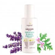 Sabonete Facial Hidratação e Detox 120ml - Vegana WNF