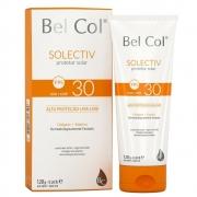 Solectiv FPS 30 - Protetor Solar Facial e Corporal - 120g - Bel Col Cosméticos
