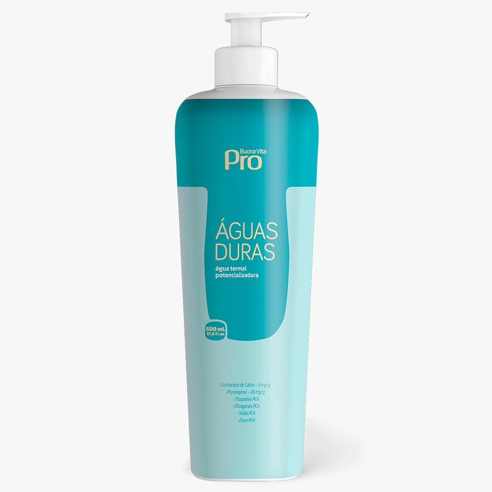 Águas Duras - Água Termal Potencializadora 500 ml | Buona Vita Cosméticos