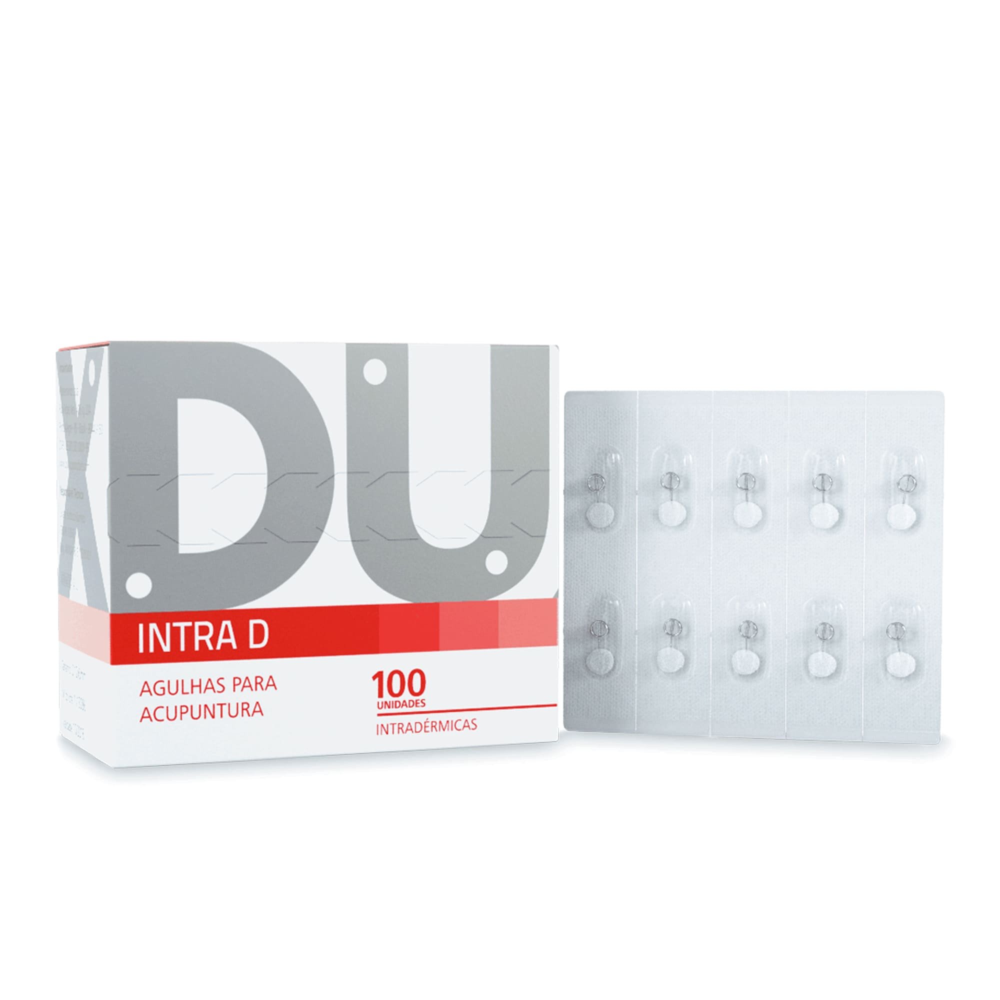 Agulha Intradérmica para Acupuntura (Intra D) - Dux Acupuncture