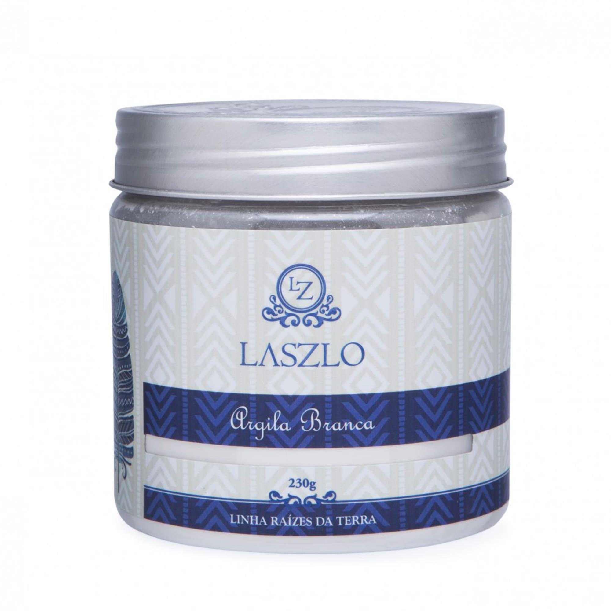 Argila Branca 230g - Laslzo